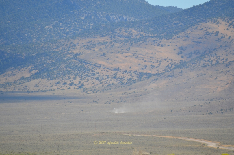 The third band is spotted north of the trapsite.